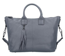 Shopper 'Jersey 4' grau