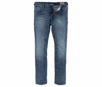 Slim-fit-Jeans 'aedan' blau