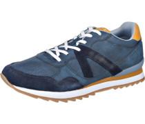 Astro Sneakers marine / orange