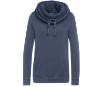 Sweatshirt 'cayenne' blau