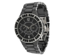 Armbanduhr Iris El101332F09 schwarz