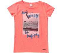 T-Shirt Julina für Mädchen orange