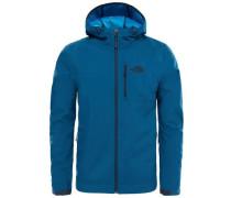 Softshelljacke 'Durango' blau