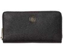 Geldbörse 'honey Large ZA Wallet' schwarz