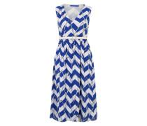 Kleid 'Ludi' blau