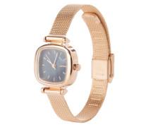 Armbanduhr 'Moneypenny Royale' rosé / schwarz