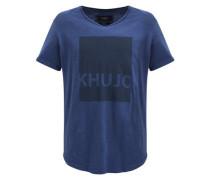 Shirt 'tario' blau