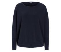 Oversize Pullover marine