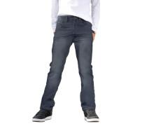 ARIZONA Arizona Jeans Regular-fit, für Jungen grau
