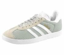 Sneaker 'Gazelle' beige / mint / weiß