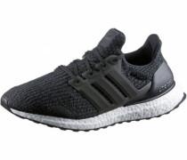 Laufschuhe 'UltraBOOST' schwarz / weiß