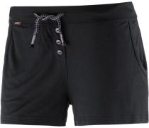 Shorts Damen schwarz