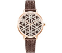 Uhr 'Flower of Life'
