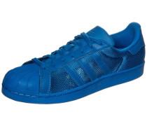 adidas Superstar Sneaker Herren blau