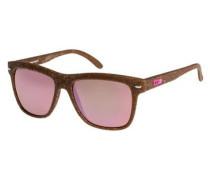 Sonnenbrille »Miller« braun