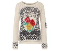 Pullover Cortina Grob beige