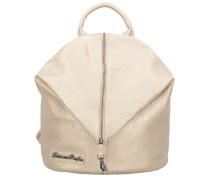 Marit Saddle City Rucksack 35 cm gold