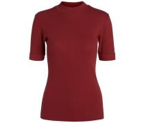 High-Neck T-Shirt rot