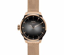 Germany Quarzuhr 'rome In-12' rosegold