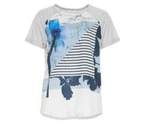 T-Shirt mit Print 'Salia' mischfarben