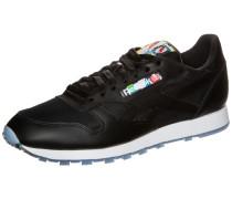 Leather OLY Sneaker Herren schwarz