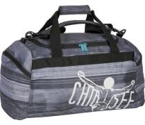 Sport Matchbag Reisetasche 56 cm grau / dunkelgrau