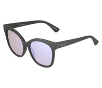 Sonnenbrille 'It's my way' schwarz