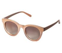Sonnenbrille 'Tamara' braun