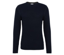 Pullover 'Cable Crew' navy