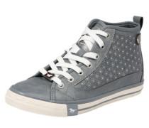 Sneaker 'main high' rauchblau