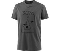 G-Star T-Shirt Herren grau