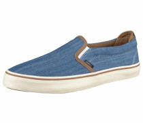 Delmar Slipo Sneaker blue denim