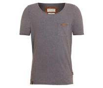 Male T-Shirt 'Fashionopfa II' indigo