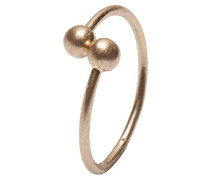 Ring Gold coloured - gold