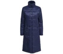Mantel Lang blau