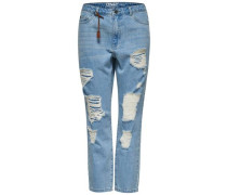 Boyfriendjeans 'Tonni' blue denim