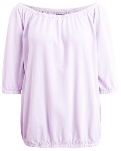 Shirt pastelllila