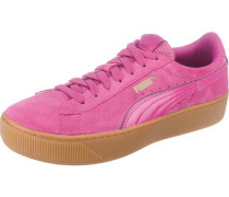 'Vikky Platform' Sneakers pink