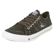 Slipper im Sneaker-Style khaki