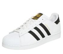 Sneaker 'Superstar' weiß