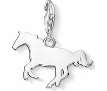 Charm-Einhänger 'Pferd 1106-001-12' silber