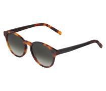 Sonnenbrille 'Leopold' braun