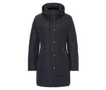 Mantel für kalte Tage dunkelblau