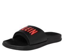 Sandale 'slide'