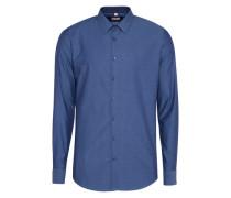 Oberhemd dunkelblau