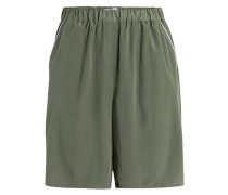 Klassische Shorts grün