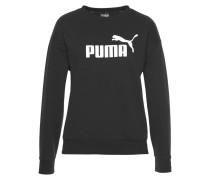 Sweatshirt 'Essentials' schwarz / weiß