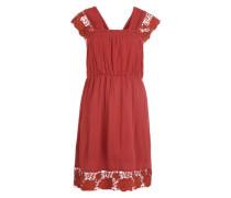 Kleid 'Wendy' orangerot