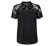 'Celaci-1' Bluse schwarz