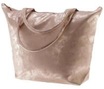 Strandtasche bronze